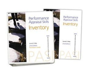 Performance Appraisal Skills Inventory - Facilitator Set