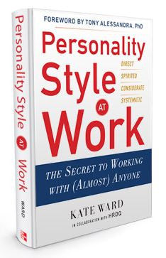 Personality Style at Work Book