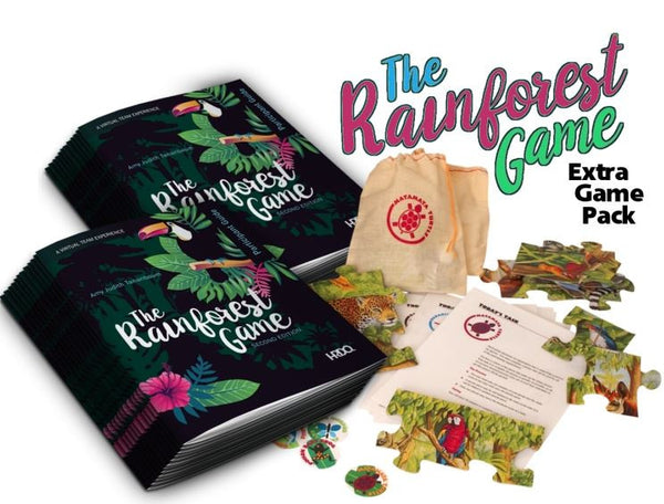 Rainforest Game 2nd Edition Extra Pack