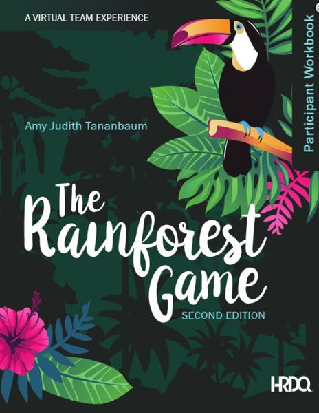 Rainforest Game 2nd Edition Workbook