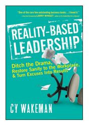 Reality Based Leadership Book