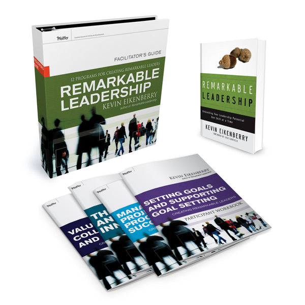 Remarkable Leadership Facilitator Set