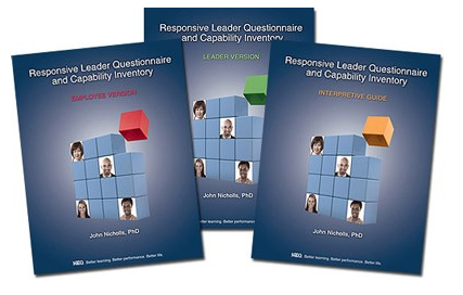 Responsive Leader Questionnaire & Capability Inventory - Leader Toolkit