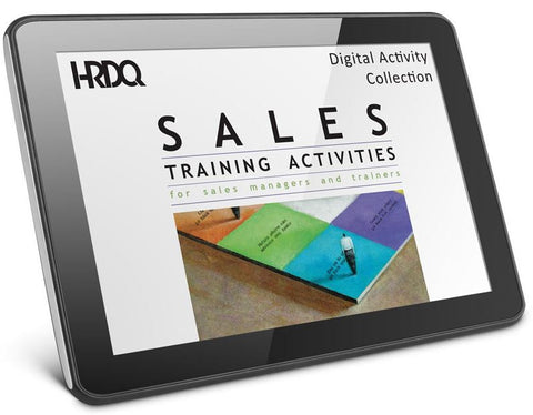 Sales Training Activities Digital