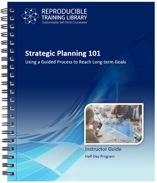Strategic Planning 101 - RTL classroom
