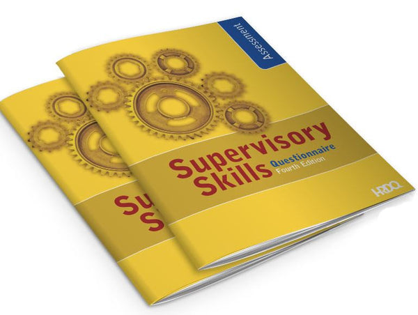 Supervisory Skills Questionnaire Self Assessment