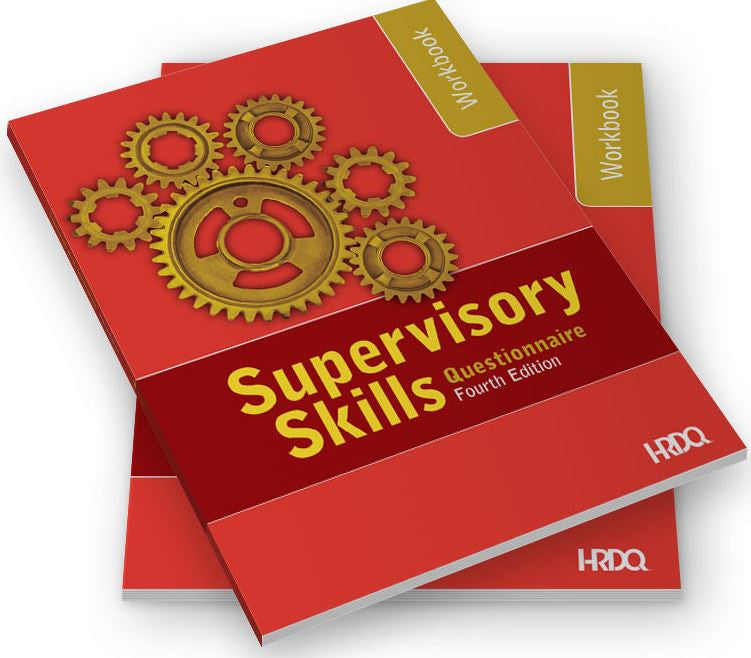 Supervisory Skills Questionnaire Workbook