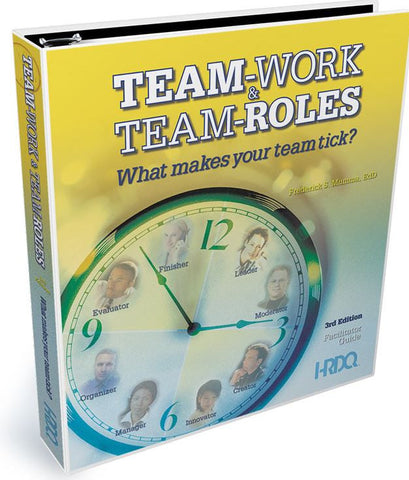 Team-Work & Team-Roles - Facilitator Set