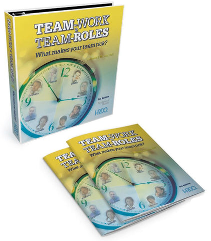 Team Work & Team Roles Facilitator Set