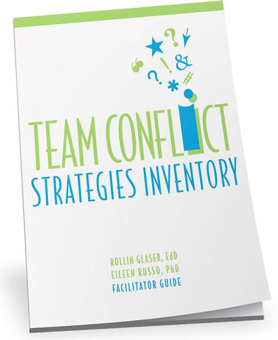 Team Conflict Strategies Inventory Facilitator Set