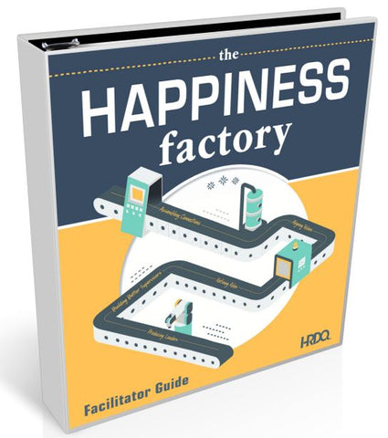 The Happiness Factory Facilitator Set