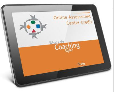 What's My Coaching Style Self Assessment online