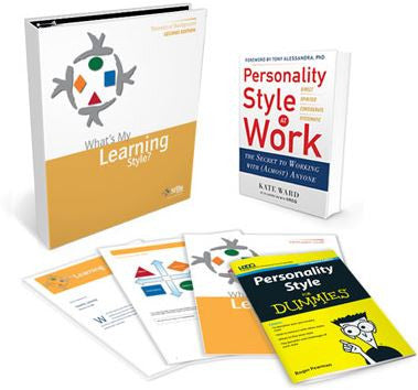 What's My Learning Style Deluxe Facilitator Set