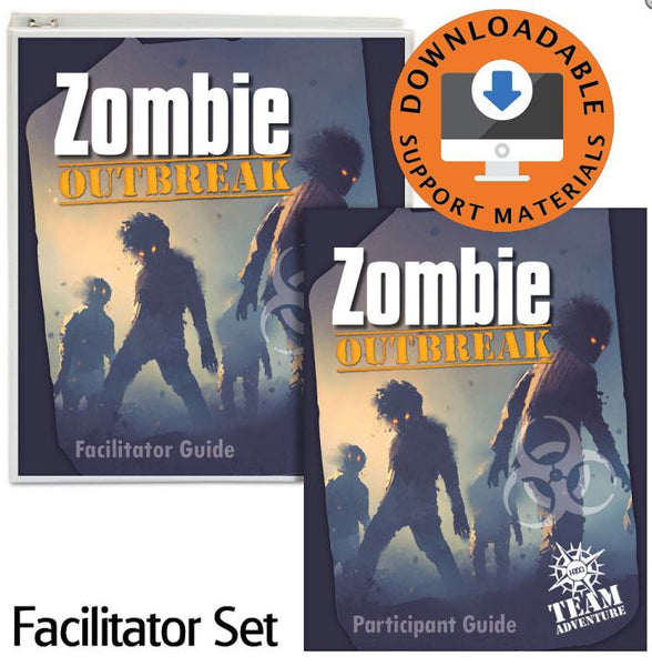Zombie Outbreak Facilitator Set