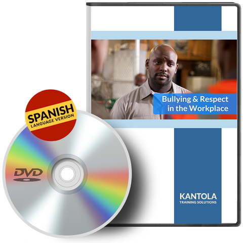 Bullying and Respect in the Workplace - Spanish Version - DVD