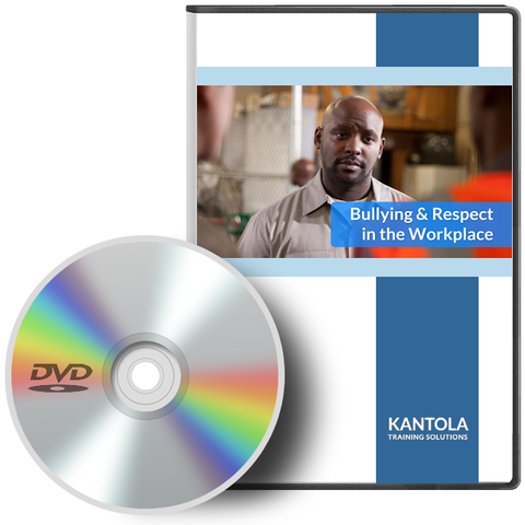 Bullying and Respect in the Workplace - DVD