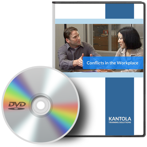 Conflicts in the Workplace: Sources & Solutions DVD