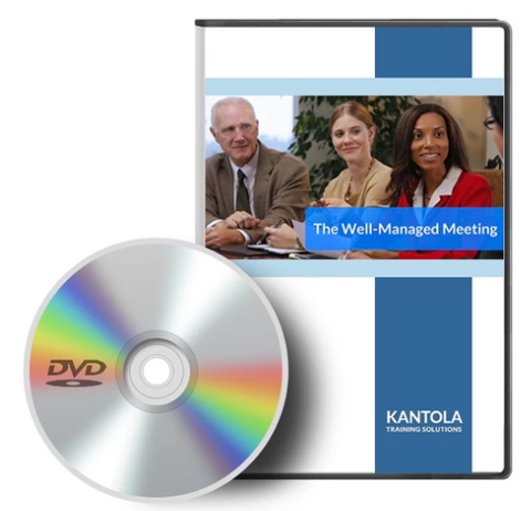 The Well-Managed Meeting - DVD