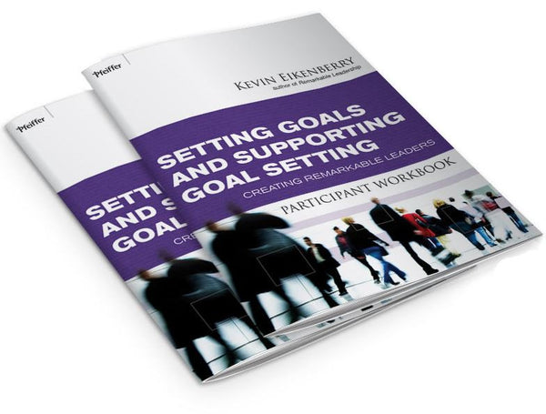 Remarkable Leadership Setting Goals and Supporting Goal Settings