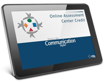 What's My Communication Style Self Assessment online