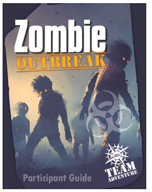 Zombie Outbreak - Participant Guide