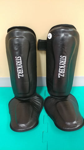 Strykerz MMA Shin Guards