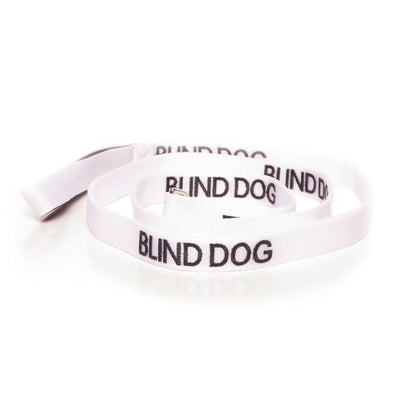 180cm Long Lead - BLIND DOG - Long 180cm (6ft) Lead