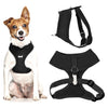 LIQUORICE BLACK - XS Vest Harness