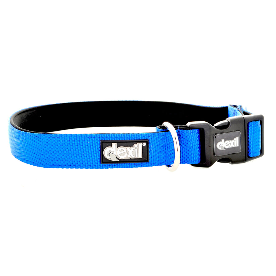 ROYAL BLUE - S/M Clip Collar