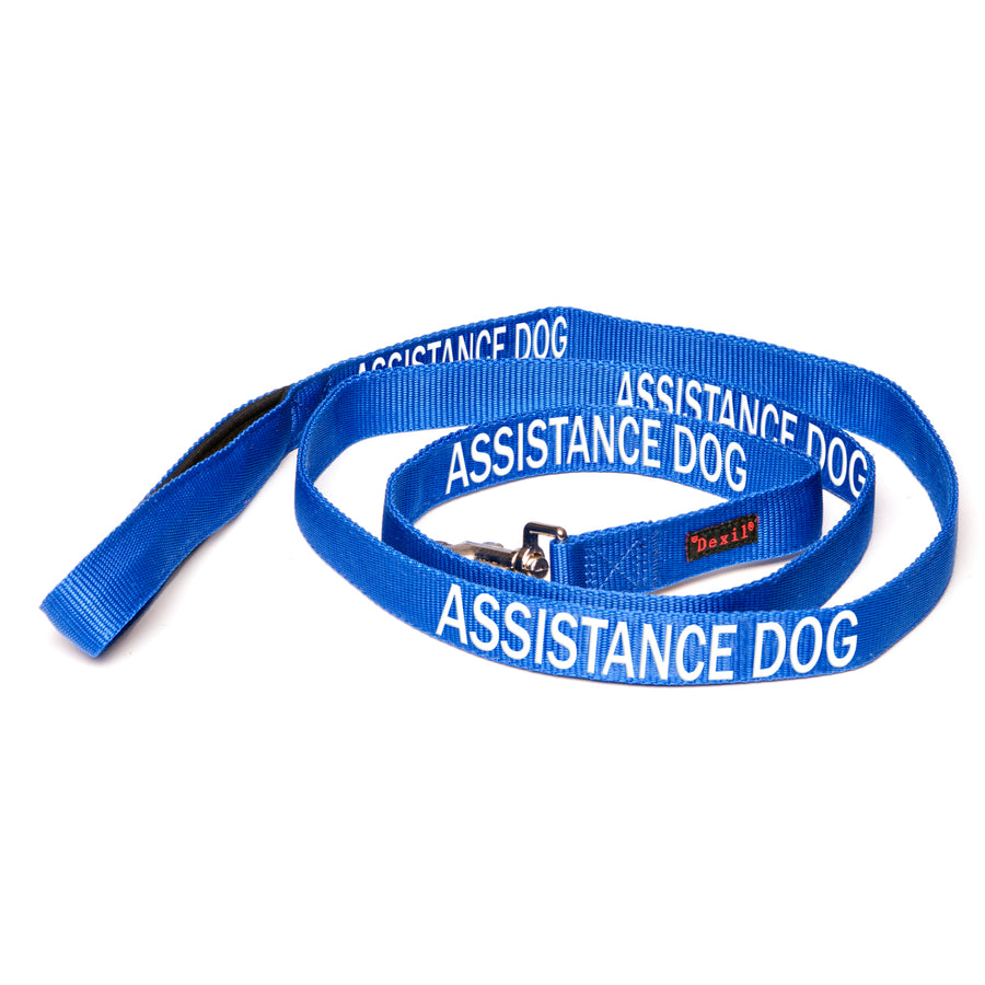ASSISTANCE DOG - Long 180cm (6ft) Lead