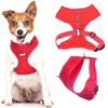 FLASH RED - Small Vest Harness