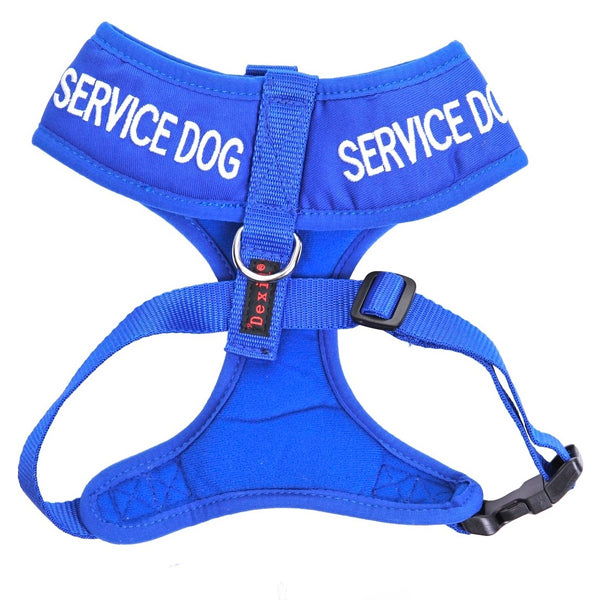 Friendly Dog Collars SERVICE DOG Medium Vest Harness