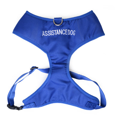 Friendly Dog Collars ASSISTANCE DOG Large Vest Harness