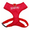 Friendly Dog Collars DO NOT PET Medium Vest Harness