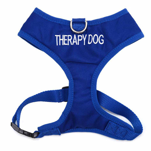 Therapy Dog Small Adjustable Vest Harness Friendly Dog