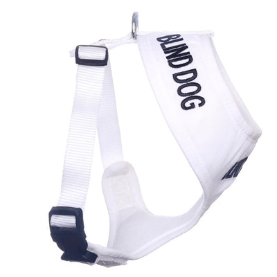 Friendly Dog Collars BLIND DOG Large Vest Harness