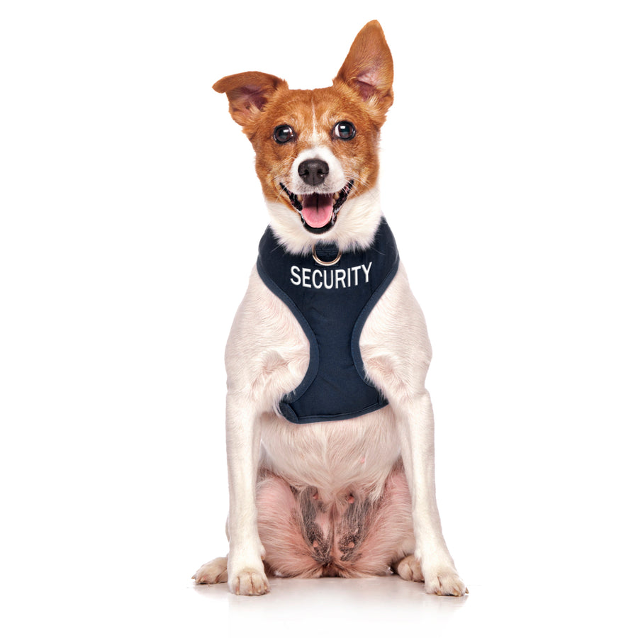 Friendly Dog Collars SECURITY Small Vest Harness