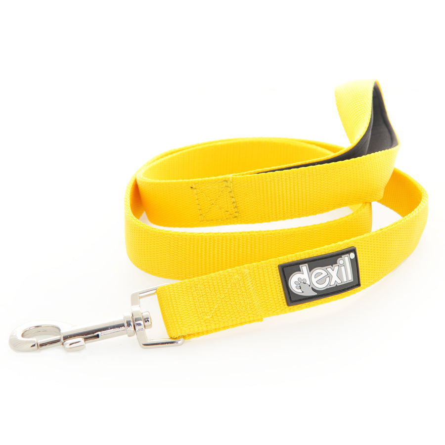 SUNBURST YELLOW - Long 180cm (6ft) Lead
