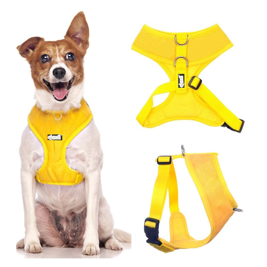 SUNBURST YELLOW - Small Vest Harness