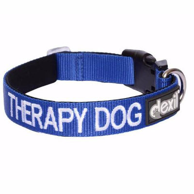 Friendly Dog Collars THERAPY DOG Clip Collar