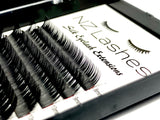 C Curl Lashes - 0.15 Mixed Length (8-15mm)