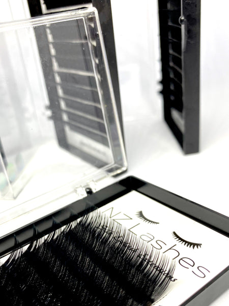 J Curl Lashes - 0.15 Mixed Length (8-15mm)