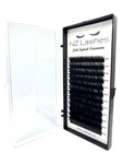 C Curl Ellipse Flat Lashes - 0.15 Mixed Length (8-15mm)