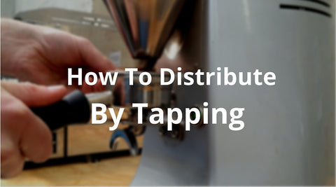 How to Distribute by Tapping