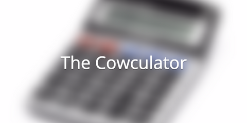 The Cowculator – Part 2