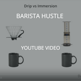 Immersion vs Drip Coffee Brewers