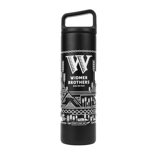 Widmer x MiiR Wide Mouth Bottle (20oz)