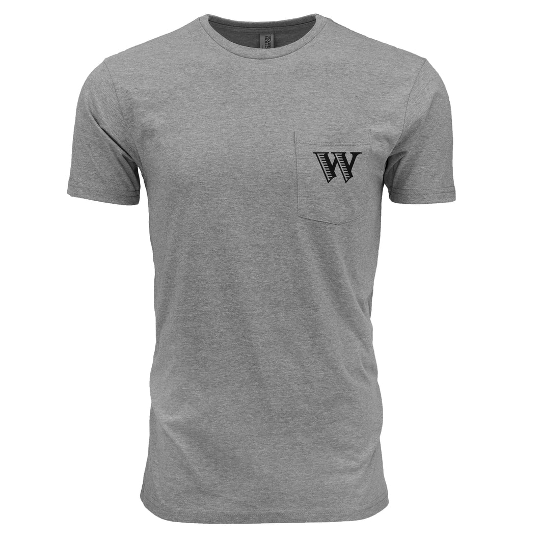 Widmer Diamond Range Pocket Tee