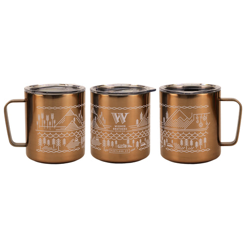 Widmer x MiiR Camp Cup - Copper