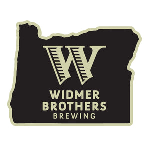 Widmer Oregon Sticker